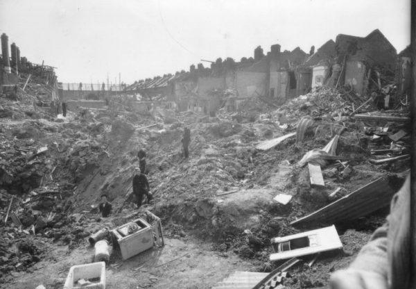 Dunbar Road Milton Aug 1942